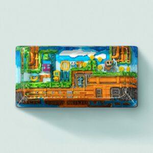 8bits series artisan keycaps 2118