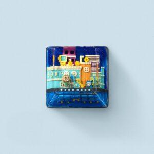 8bits series artisan keycaps 2130