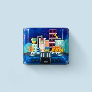 8bits series artisan keycaps 2133