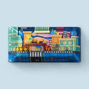 8bits series artisan keycaps 2139