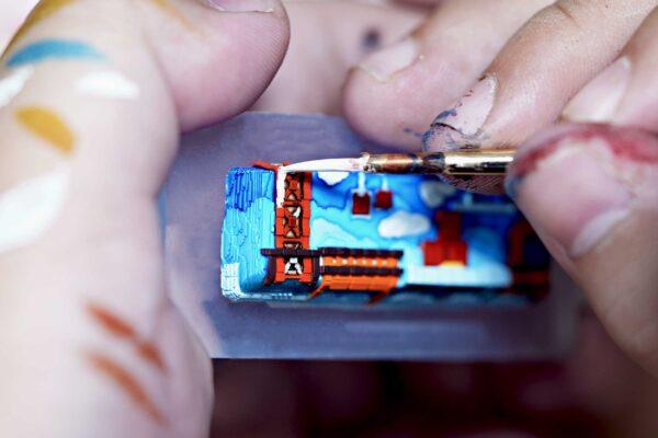 8bits series artisan keycaps 2158