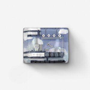 8bits series artisan keycaps 2165