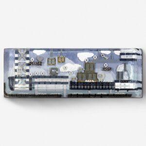8bits series artisan keycaps 2177
