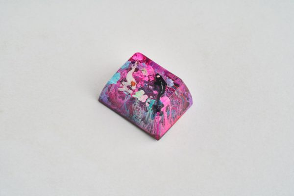 A2 Jelly Key Zend Pond Artisan Keycaps038