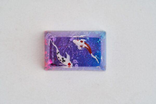 A3 Jelly Key Zend Pond Keycaps869
