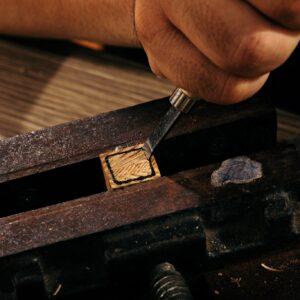 artist,making keycap,craftsmanship