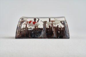 B4 Jelly Key Zend Pond Artisan Keycaps340