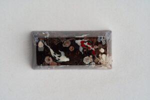 B5 Jelly Key Zend Pond Artisan Keycaps222