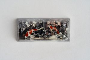 B6 Jelly Key Zend Pond Artisan Keycaps216