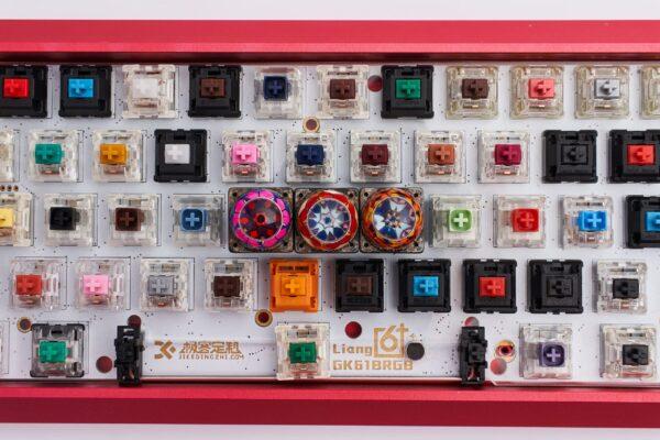 Banjelly Key Mosaic Resin Keycapsphimjelly Key Mosaic Resin Keycaps6
