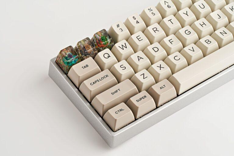 Banjelly Key Resin Keycap Dragonphimjelly Key Resin Keycap Dragon5
