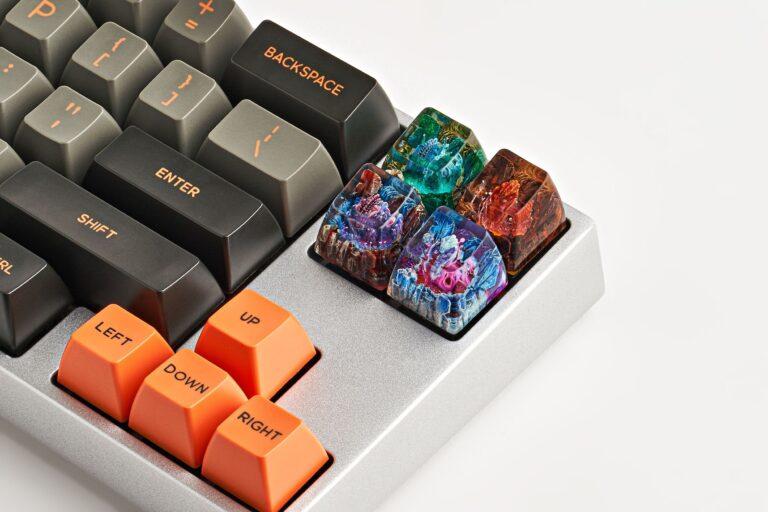 Banjelly Key Resin Keycap Dragonphimjelly Key Resin Keycap Dragon5jelly Key Resin Keycap Dragon1