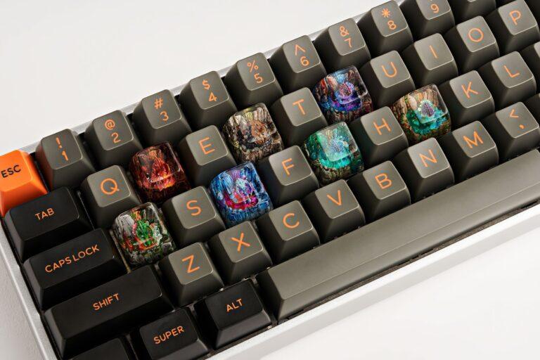 Banjelly Key Resin Keycap Dragonphimjelly Key Resin Keycap Dragon5jelly Key Resin Keycap Dragon3