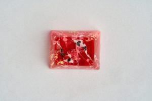 C2 Jelly Key Zend Pond Artisan Keycaps174