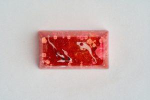 C4 Jelly Key Zend Pond Artisan Keycaps202