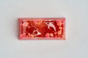 C5 Jelly Key Zend Pond Artisan Keycaps213