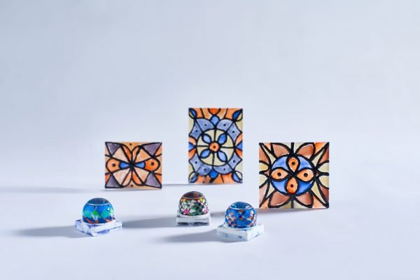 Conceptjelly Key Mosaic Resin Keycaps2