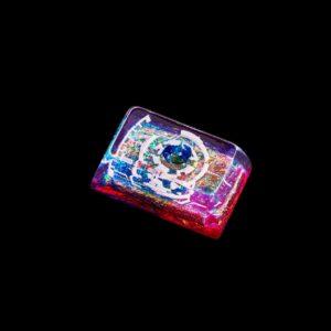 Cosmo Jelly Key Artisan Keycaps 076