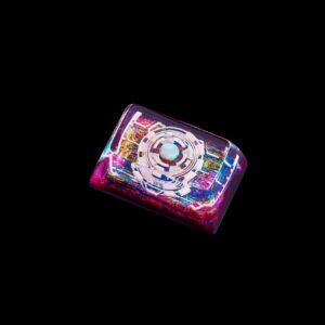 Cosmo Jelly Key Artisan Keycaps 082