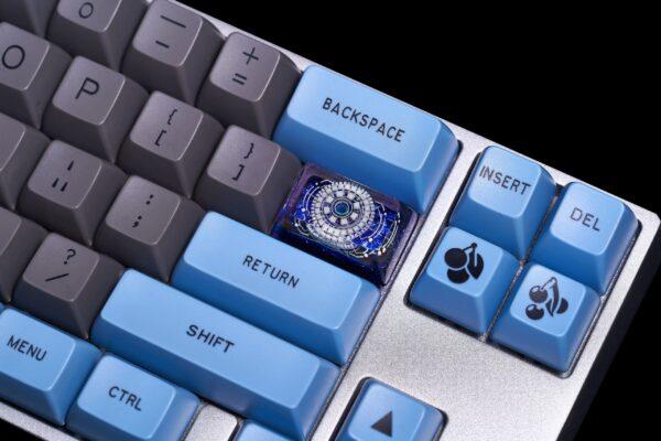 Cosmo Jelly Key Artisan Keycaps 460