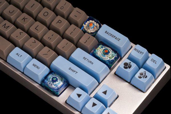 Cosmo Jelly Key Artisan Keycaps 479 480 481
