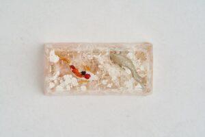 D5 Jelly Key Zend Pond Keycaps881