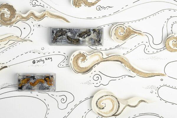 Dragon Artisan Keycaps 7603 1 1