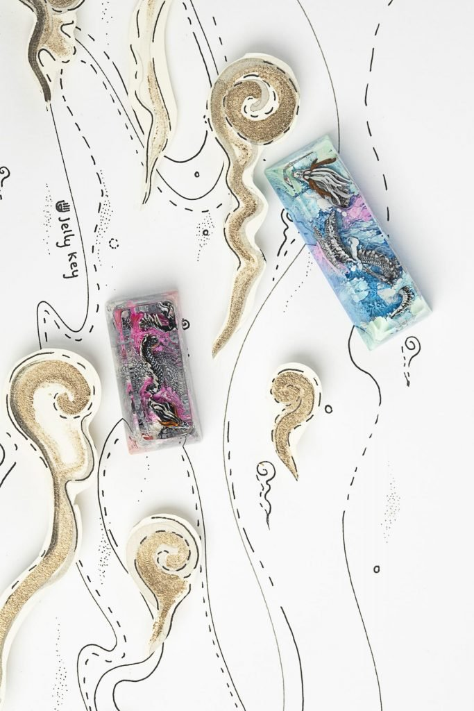 Dragon Artisan Keycaps 7607 1 1