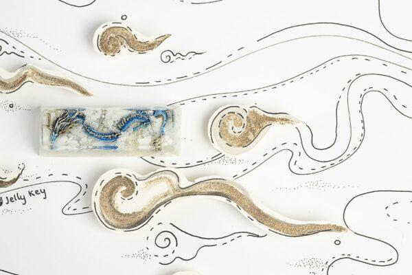 Dragon Artisan Keycaps 7611 1 1