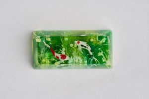 E5 Jelly Key Zend Pond Artisan Keycaps211