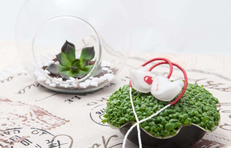 handmade headphones jelly ear 8534