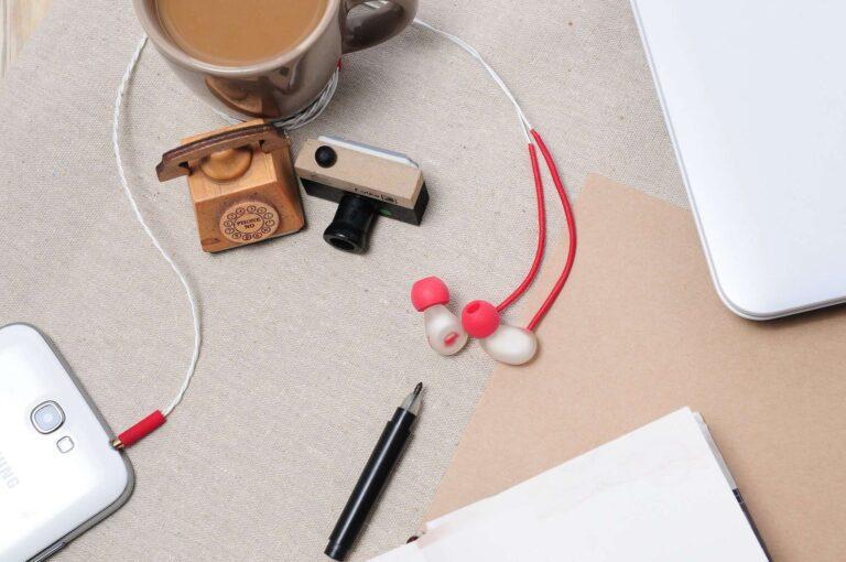 handmade headphones jelly ear 8704