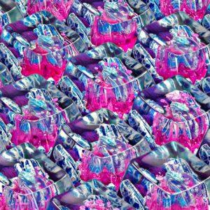 Jelly Key resin keycaps