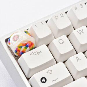 resin keycap,mummy