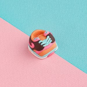Jelly Key Shoes Keycaps 153