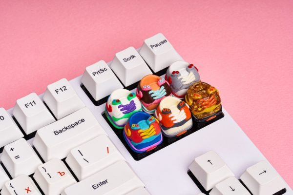 Jelly Key Shoes Keycaps 241