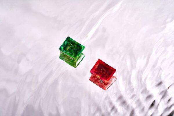 Jelly Key Zend Pond Keycaps 000572