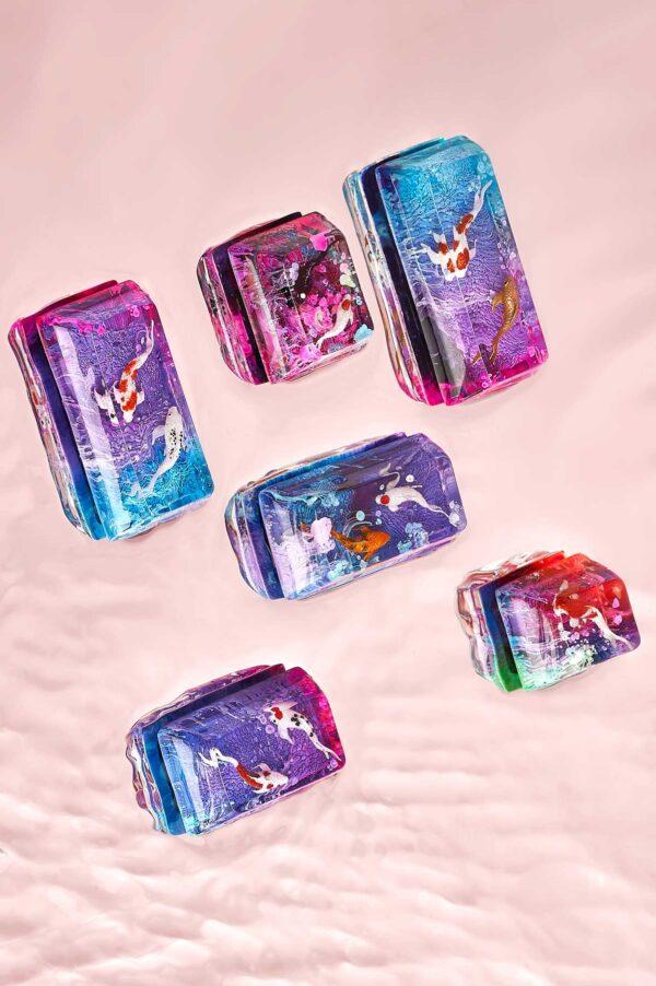 Jelly Key Zend Pond Keycaps 000696 2