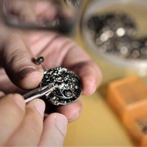 stempunk keycap
