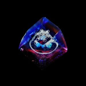 Jelly Key Artisan Resin Keycaps For Mechanical Keyboards 001