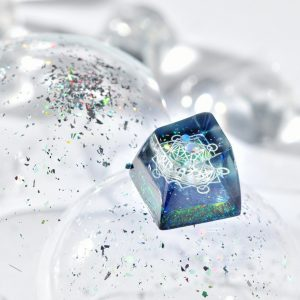 Jelly Key Artisan Resin Keycaps For Mechanical Keyboards 064