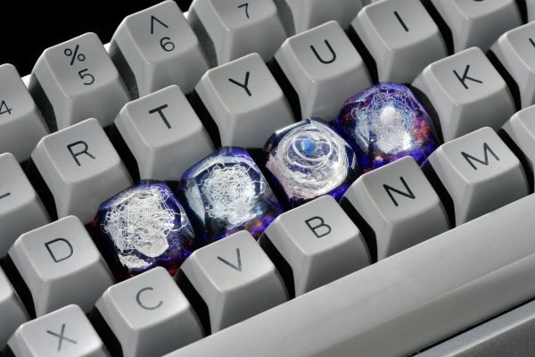 Jelly Key Artisan Resin Keycaps For Mechanical Keyboards 066