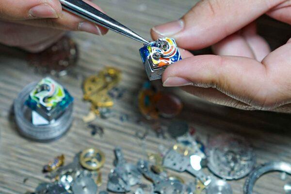 Jelly Key Craftmanship 05027