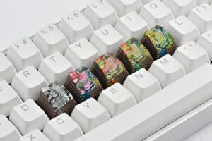 sa keycap,sa profile,cherry keycap,keycap razer