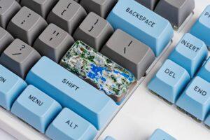 shift artisan keycap,enter artisan keycap