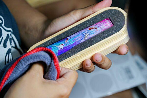 Jelly Key Resin Keycap 00918