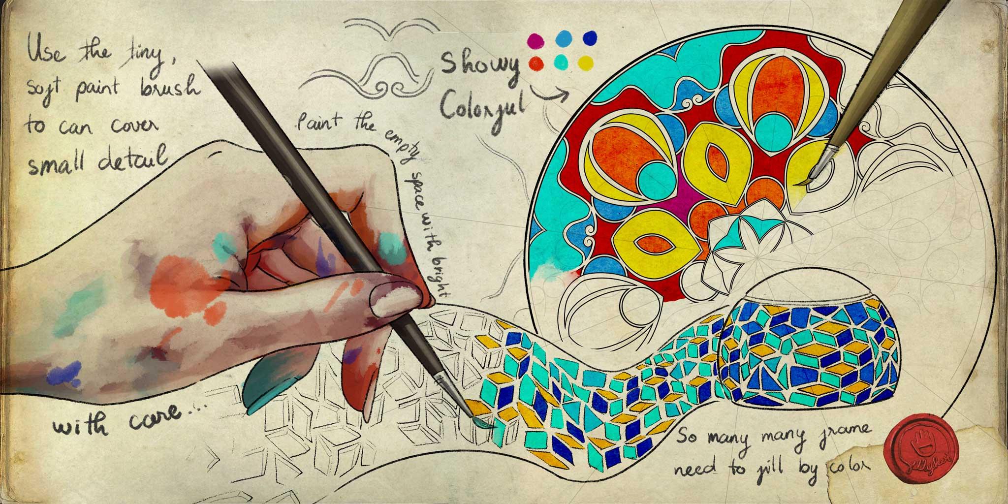 Jelly Key Sketch 2
