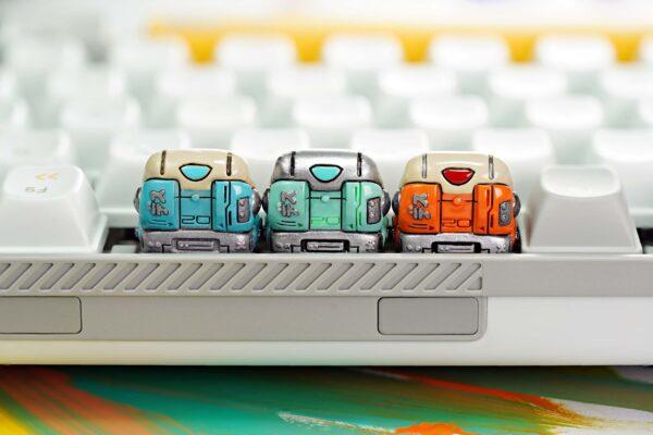 [jelly key][raffle] – arcade cabinets – ageless console keycaps (6)