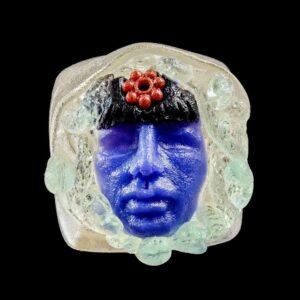 medusa keycap