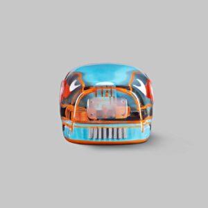 retro tv series – life on planets artisan keycap 028